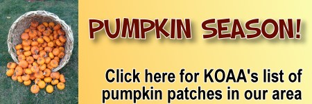 Pumpkin Patches in and around Salt Lake City