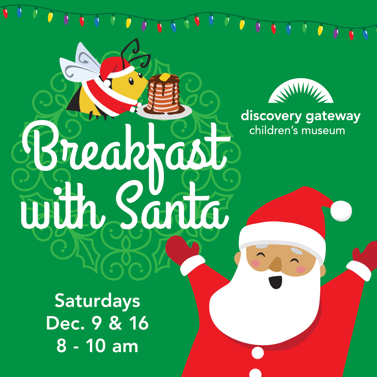 Sold out breakfast with santa kids out and about salt lake city kristyandbryce Image collections