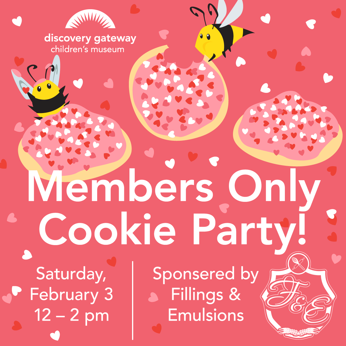 Members only cookie party kids out and about salt lake city kristyandbryce Image collections
