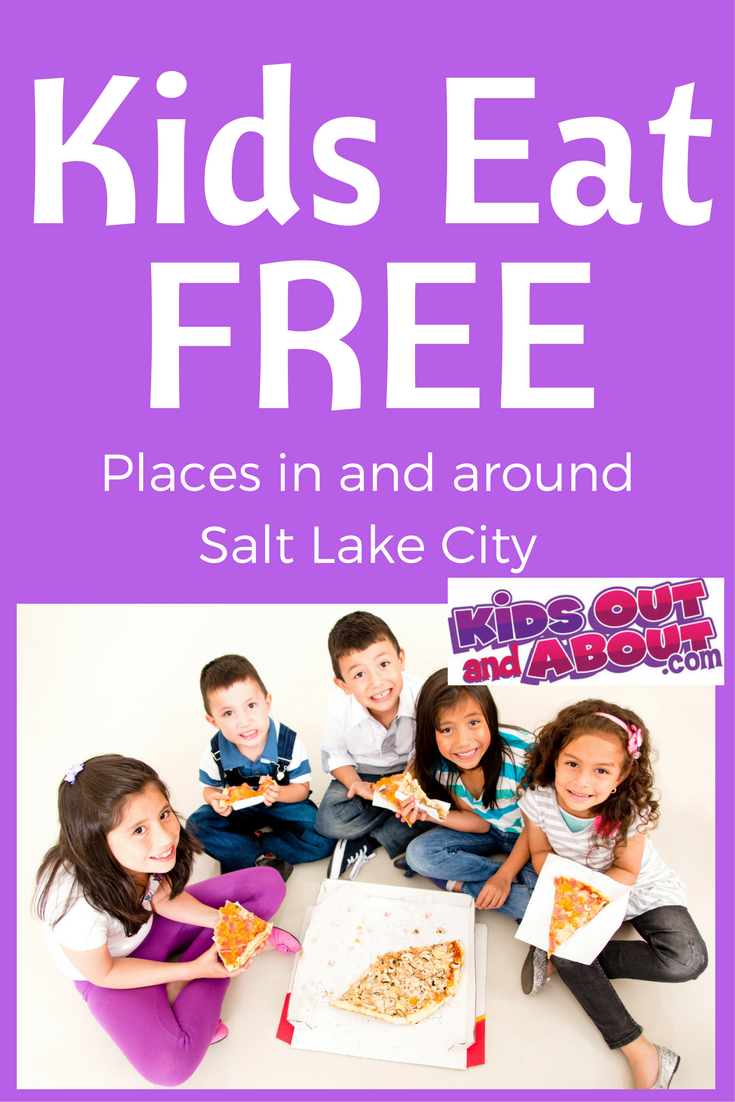 kids eat free in and around salt lake city utah kids out and about salt lake city. Black Bedroom Furniture Sets. Home Design Ideas