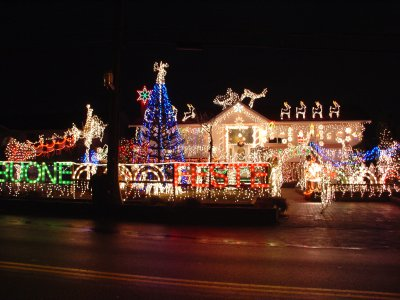 Where to See Neighborhood Holiday Light Displays in/around SLC ...