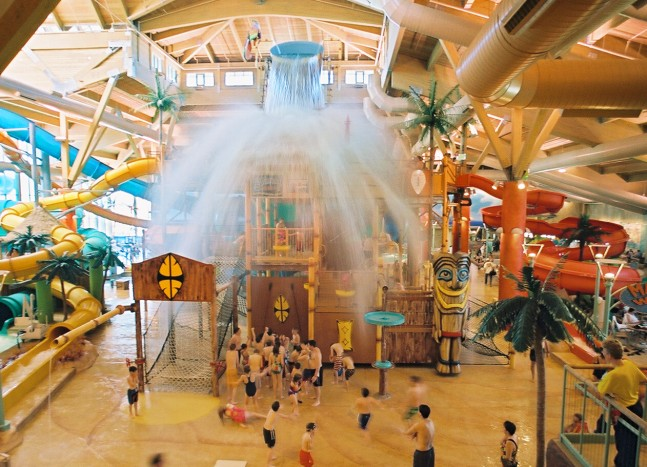 Review Of Splash Lagoon Indoor Water Park In Erie Pa