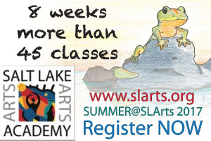 Salt Lake Arts summer programs