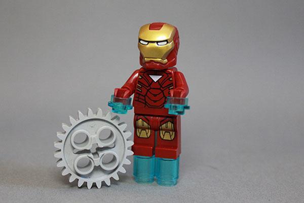 Super Hero Master Engineering using LEGO® Materials | Kids