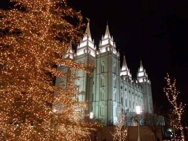 The brightest and most remarkable phenomenon that happens in downtown Salt Lake City is when Temple Square comes alive with festive lights and decorations ...