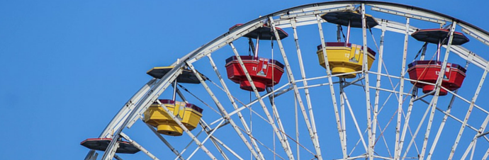 amusement parks within driving distance of salt lake city