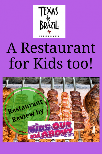 Texas De Brazil A Restaurant For Kids Too Kids Out And